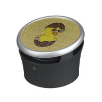 Leather-Look Easter Chicken Bluetooth Speaker