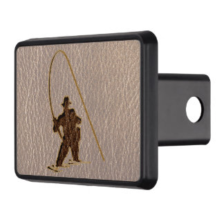 Leather-Look Fisherman Soft Hitch Cover