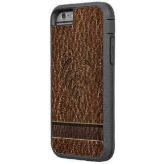 Leather-Look Flower Tough Xtreme iPhone 6 Case
