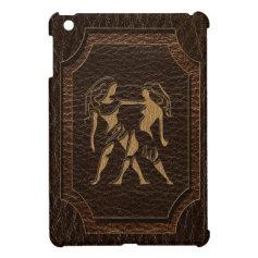 Leather-Look Gemini Cover For The iPad Mini