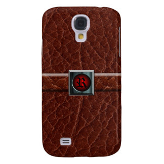 Leather Look iPhone3 Case