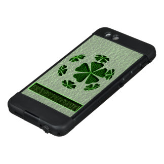 Leather-Look Irish Cloverball LifeProof NÜÜD iPhone 6 Case