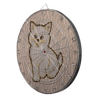 Leather-Look Kitten Soft Dartboard