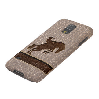 Leather-Look Rodeo Soft Galaxy S5 Case