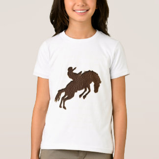 Leather-Look Rodeo Soft T-Shirt
