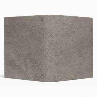 Leather-look texture binder