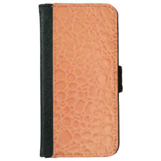 Leather Look Wallet Phone Case For iPhone 6/6s