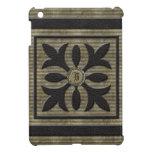 Leather Medallion II iPad Mini Cases