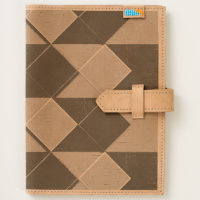 Leather Notebook and Tablet Case