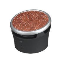 Leather Pattern Speaker