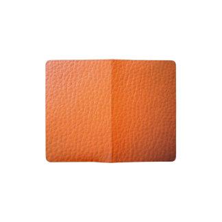 Leather Pocket Moleskine Notebook