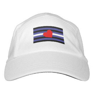 Leather Pride Flag Headsweats Hat