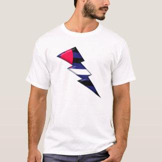 Leather Pride Lightning Bolt T-Shirt