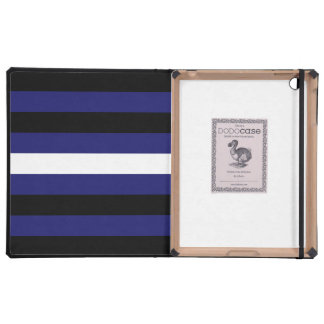 LEATHER PRIDE STRIPED HORIZONTAL - 2014 PRIDE.png iPad Covers