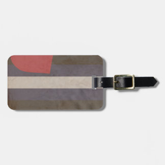 LEATHER PRIDE VINTAGE DESIGN TAG FOR BAGS