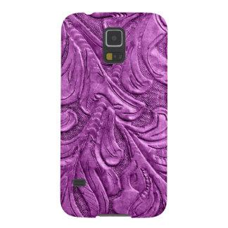 Leather Samsung Galaxy Nexus Phone Cover Purple Galaxy S5 Cases
