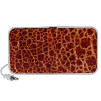 Leather iPhone Speakers