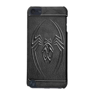Leather Spider Design - black iPod Touch 5G Cover