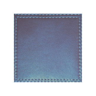 Leather Stitch Patch look Graphic Photographic Art