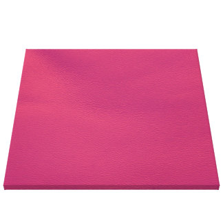 leather structure,hot pink canvas print