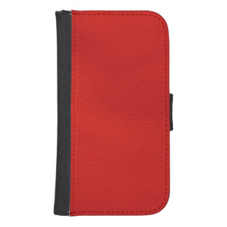 leather structure,red galaxy s4 wallet cases