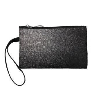 Leather Wallet Coin Purse