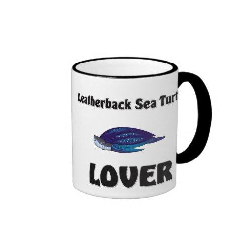 Leatherback Sea Turtle Lover Coffee Mug