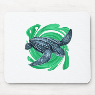 LEATHERBACKS ARE AMAZING MOUSE PAD