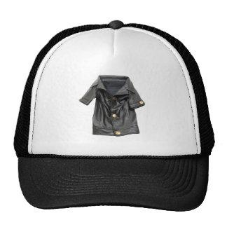 LeatherCoat072509 Trucker Hat