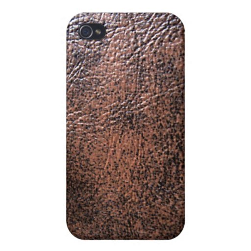 LeatherFaced 1 Case For iPhone 4