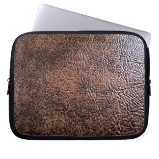 LeatherFaced 1 Computer Sleeve