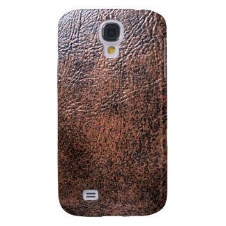 LeatherFaced 1 Galaxy S4 Cover
