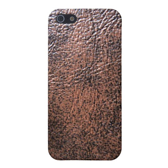 LeatherFaced 1 iPhone SE/5/5s Cover