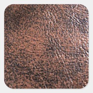 LeatherFaced 1 Pegatina Cuadrada