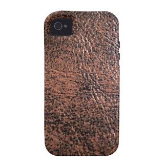 LeatherFaced 1 Vibe iPhone 4 Funda