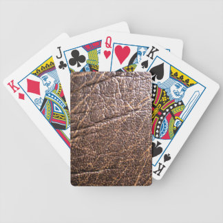 LeatherFaced 3 Bicycle Playing Cards