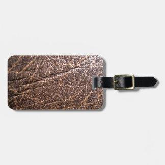 LeatherFaced 3 Etiqueta De Maleta