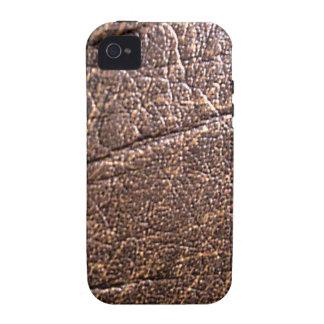 LeatherFaced 3 Vibe iPhone 4 Carcasa