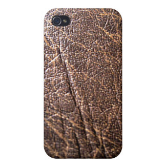 LeatherFaced 3 iPhone 4 Protector
