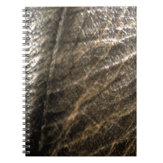 LeatherFaced 4 Spiral Note Book