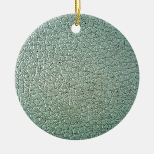 LeatherFaced 6 Ceramic Ornament