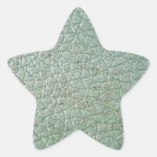 LeatherFaced 6 Pegatina En Forma De Estrella