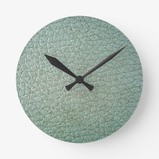 LeatherFaced 6 Round Clocks