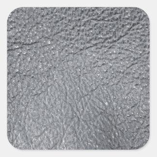 LeatherFaced 7 Pegatina Cuadrada