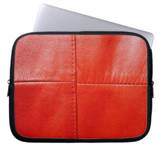 LeatherFaced 8 Laptop Sleeve