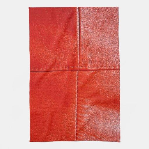 LeatherFaced 8 Toallas De Cocina