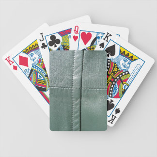 LeatherFaced 9 Bicycle Playing Cards