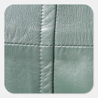 LeatherFaced 9 Pegatina Cuadrada