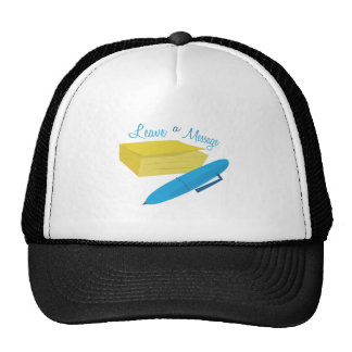 Leave a Message Trucker Hat