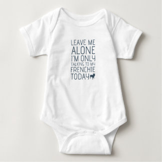 Leave Me Alone, Blue Baby Bodysuit